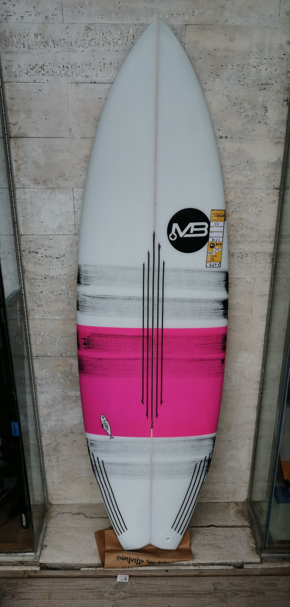 MB FISHWING 5'11