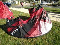 Aile de kitesurf Airush Wave 2014 6m2