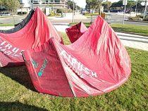 Aile de kitesurf Airush Wave 2016 7m2