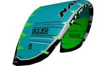 Aile de kitesurf Naish Boxer 19/20 nue