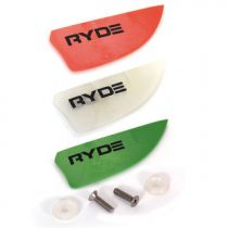 Aileron de kite Ryde 2.0\'\' - 5 CM transparent