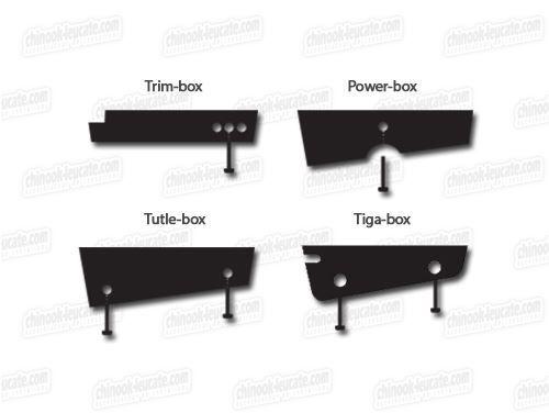 Aileron Select Elite S1 Slam Tuttle Box