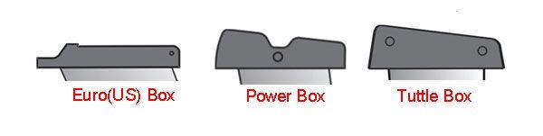 Aileron Select SHOCK WAVE  Power Box