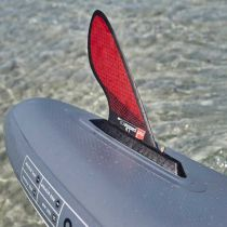 AILERON SUP RACE FIBRE RED PADDLE