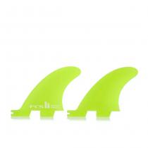 Ailerons de surf FCSII Carver Neo Glass Quad
