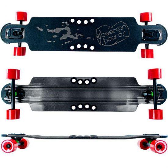 """Beercan skateboards Longboard Hoke 38\"""""""