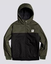 Blouson Junior Element Dulcey 2 Tones Flint Black