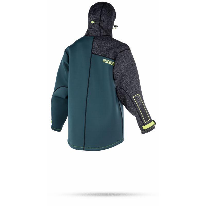 Blouson Mystic Ocean Jacket Teal Hiver 2017/18