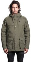Blouson Mystic Rush Jacket Frozen Green