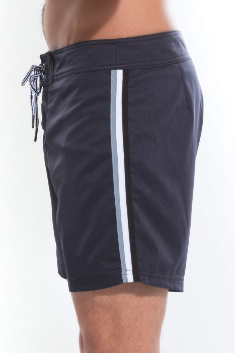 Boardshort Waxx Stripes Carbon S18