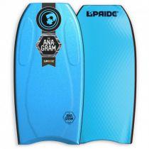 Bodyboard PRIDE The Anagram EPS HD S18 Light Blue