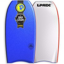 Bodyboard PRIDE The Anagram EPS HD S18 Royal Blue
