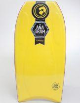 Bodyboard PRIDE The Anagram EPS HD S18 Yellow