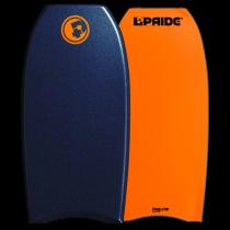Bodyboard PRIDE The Mini Timeless PE HD S18 Midnight Blue/Orange