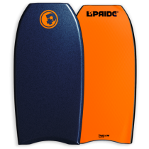 Bodyboard PRIDE The Mini Timeless PE HD S18 Midnight Blue/Orange