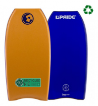 Bodyboard PRIDE The Timeless PE HRC Copper / Electric Blue