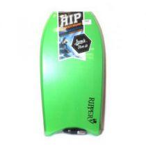 Bodyboard RIP BB Ripper 38\' + Leash coil