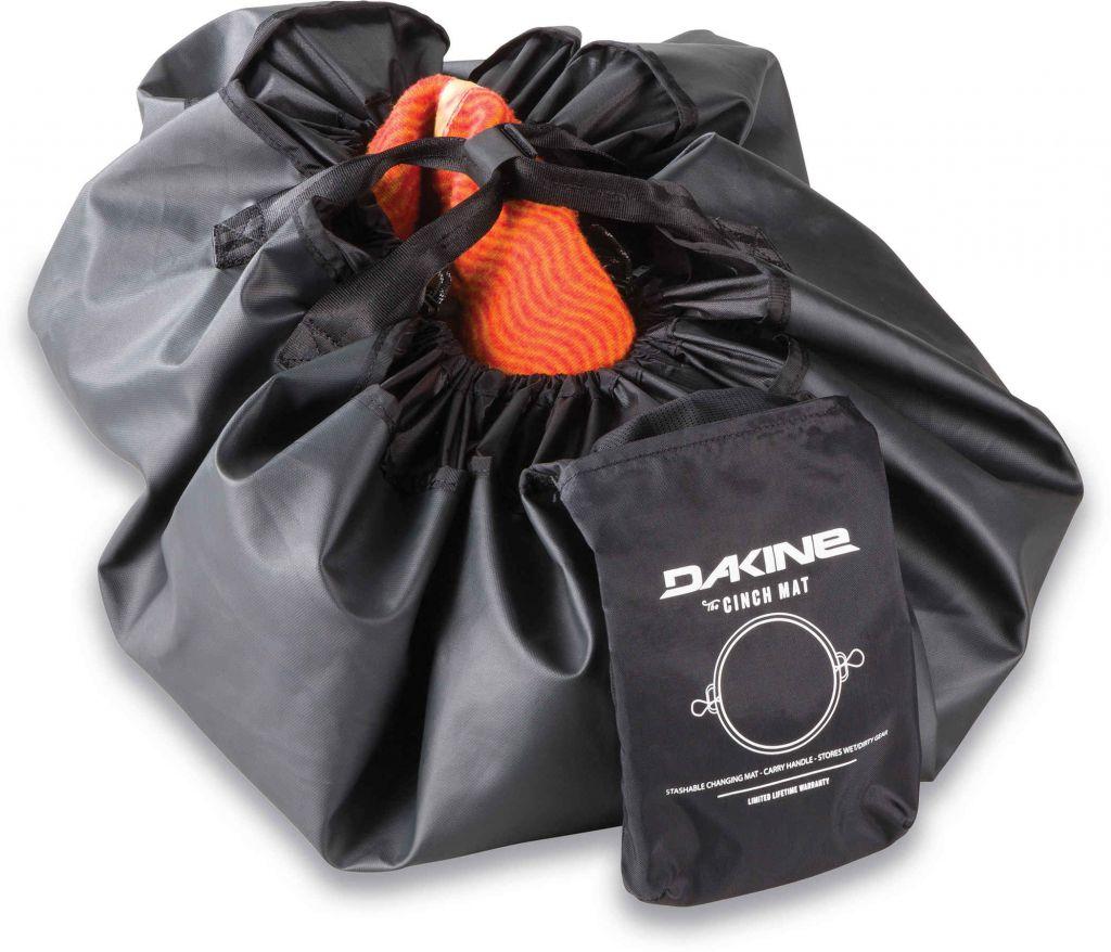 Cabine de change Dakine black