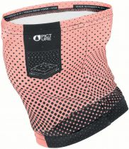 Cache Cou Picture Neckwarmer Pink Logo