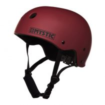 Casque mystic MK8 HELMET DARK RED