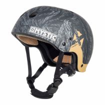 Casque Mystic MK8 X Helmet W19 Black Allover