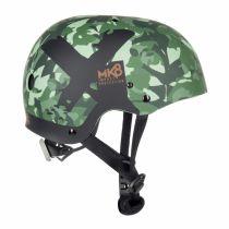Casque Mystic MK8 X Helmet W19 Green Allover