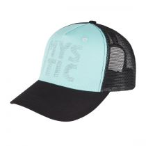 CASQUETTE MYSTIC CIARA CAP MIST MINT S19