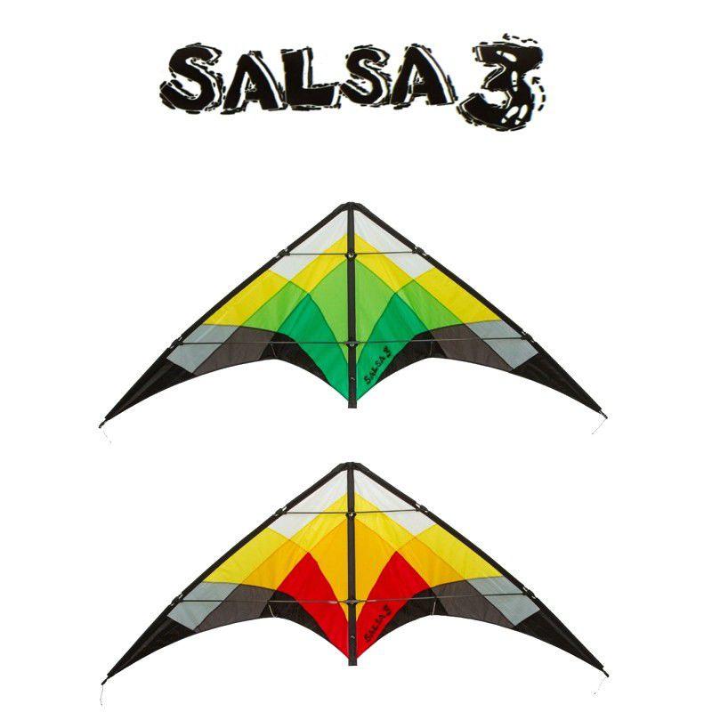 Cerf-Volant Salsa III HQ Blaze