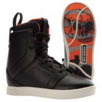 Chausses Hyperlite Marek Boot Black/Red 9 2015
