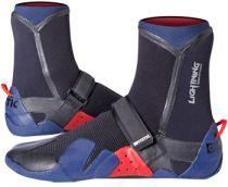 Chaussons néoprène Mystic Lightning Boots 5mm