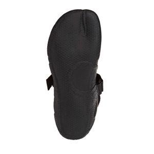 Chaussons néoprène Rip Curl FLASHBOMB 3MM HID.S/TOE B W18/19 Black