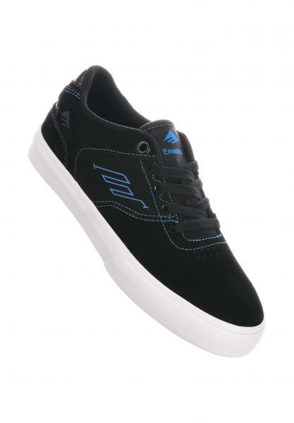 Chaussure Emerica Enfant The Reynolds Low Black Blue