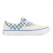 Chaussure Vans MN Era Pro Skate CHECKER Classic White