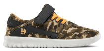 Chaussures Etnies Junior Scout V Brown Camo