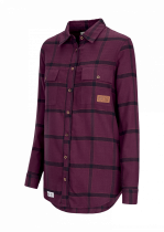 Chemise Femme Picture Jade Burgundy