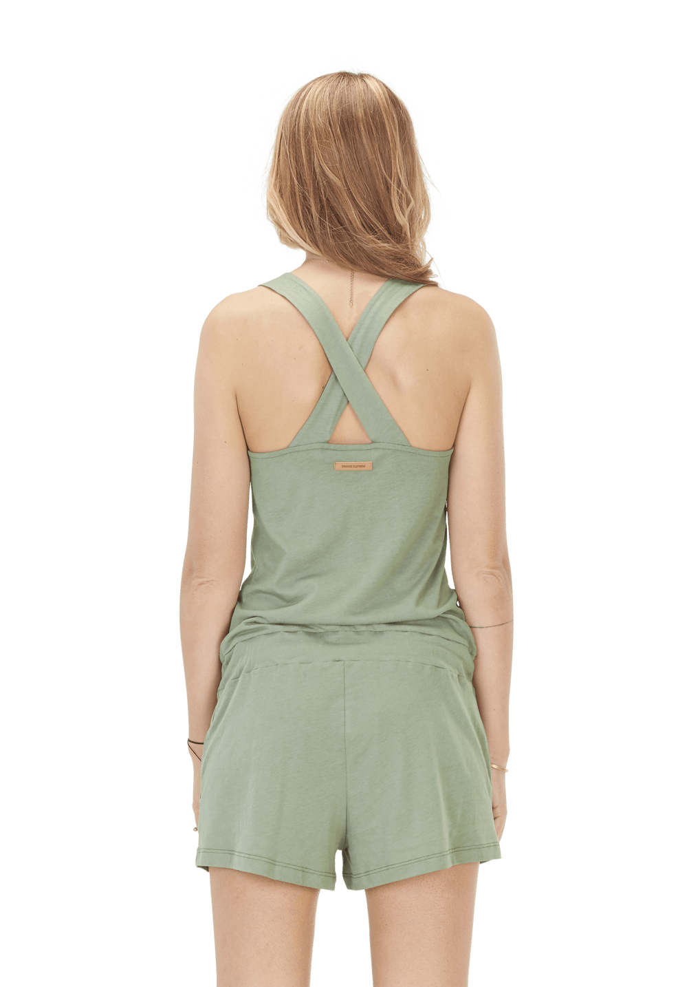Combi Short Picture Abby Army Green