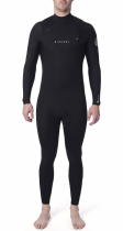 Combinaison Dawn Patrol C/ZIP 4/3 BLACK
