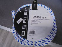 Corde engin gonflable 3/4 pers