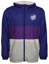 Coupe Vent Santa Cruz Jacket Sky Light Jacket Navy