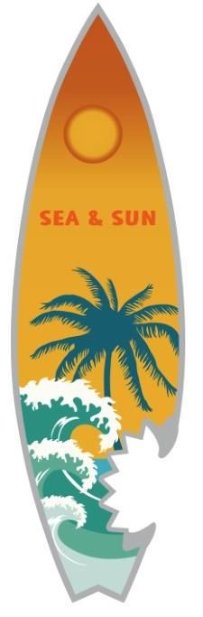 DECAPSULEUR MAGNET SURF SEA & SUN