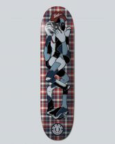 Deck de skate Element RAY BARBEE GOODWIN 8.2