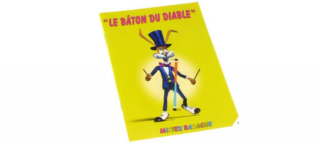 livret baton du diable ride all