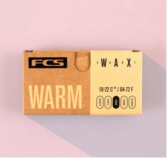 FCS SURF WAX