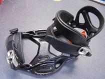 Fixation chausse de wakeboard hyperlite sytem pro black 2013 L/XL