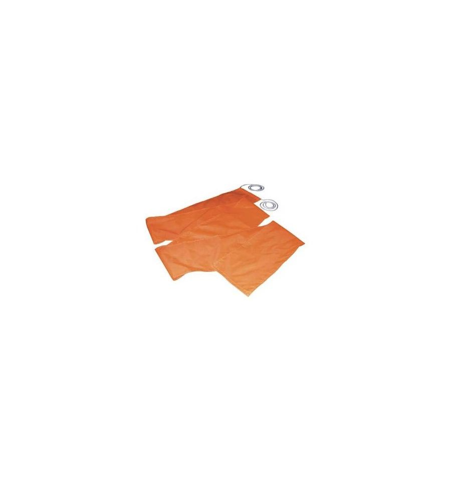 Flamme orange pour sport tracté O\'Brien.