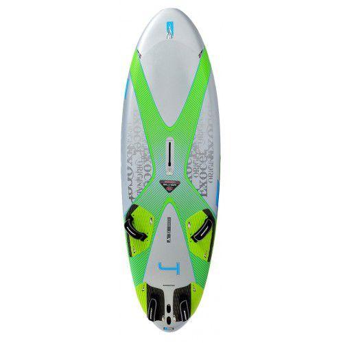 Flotteur de windsurf Exocet S3 Silver