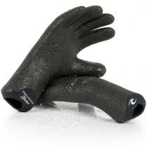 Gants néoprène junior Rip Curl JNR DAWN PATROL 2MM GLOVE Black