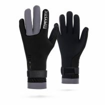 Gants néoprène Mystic MSTC Glove Regular 3mm black Hiver 2017/18