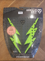 Gorilla Pad de surf Kyuss Green Bolts