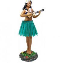 """Grande Poupée Hawaienne \"""" INOA HULA \"""" 18 cm"""